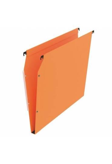 Carpeta colgante A4 armario L15 naranja 25 unds