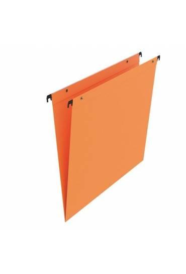Carpeta colgante  A4 cajon JMB 25 unds naranja