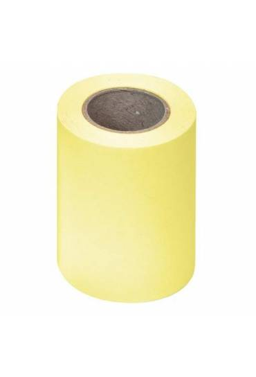 Rollo Notas Post It  60mmx10m amarillo