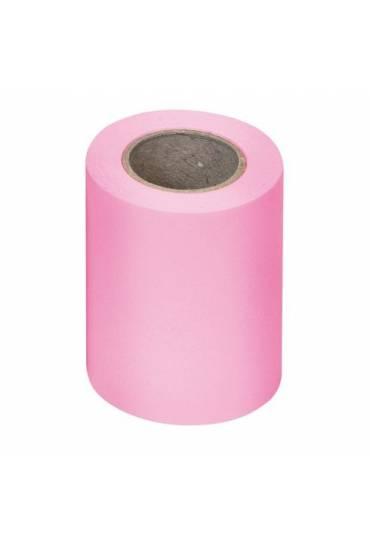 Rollo Notas Post It  60mmx10m rosa