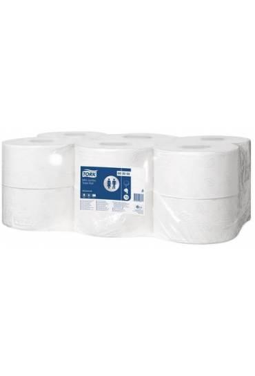 Papel higienico Tork mini 150m 092 12 rollos