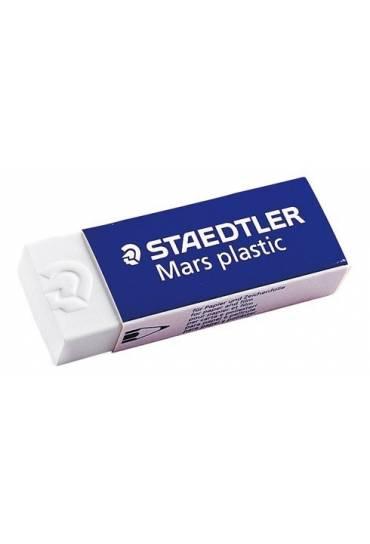 Goma de Borrar Mars Plastic Staedtler