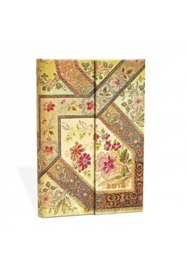 Agenda Paperblanks Filigrana Floral Marfil Mini se