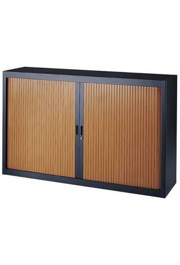 Armario persiana desmontable 100x160 antracita/cer