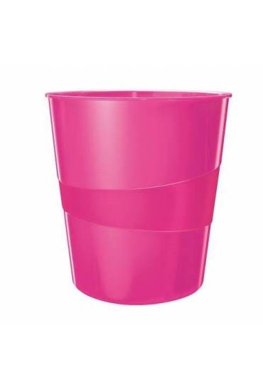 Papelera Leitz wow rosa