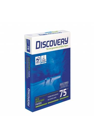 Papel Discovery A4 75 grms 500 hojas