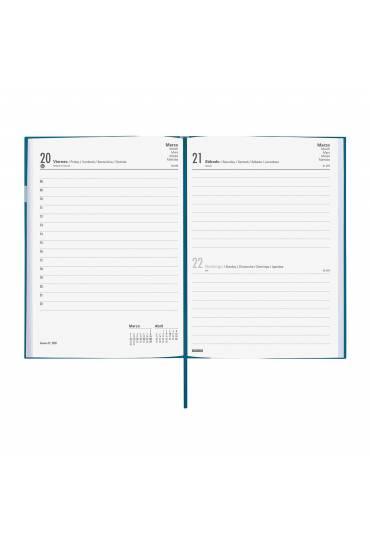 Agenda Finocam  Porto Y10 14x20,4 D/P azul