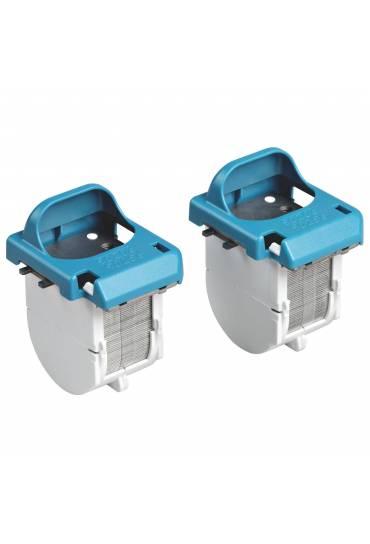 Grapas grapadora Rapid R5025E pack 2 caja 1500