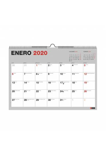 Calendario Pared MiquelRius A4 210x270 catalan