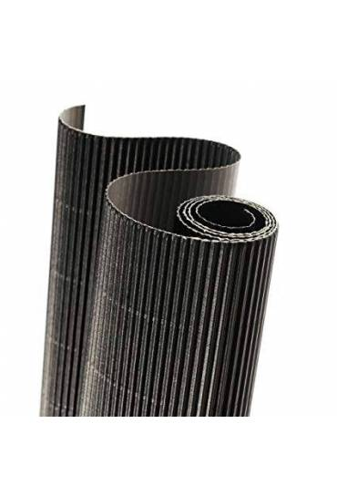 Rollo carton ondulado Canson 50x70cm negro