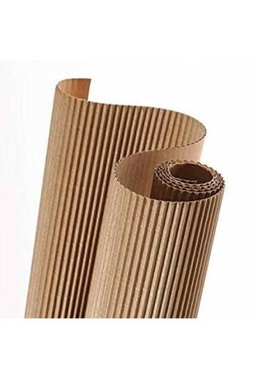 Rollo carton ondulado Canson 50x70cm beige