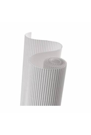 Rollo carton ondulado Canson 50x70cm blanco