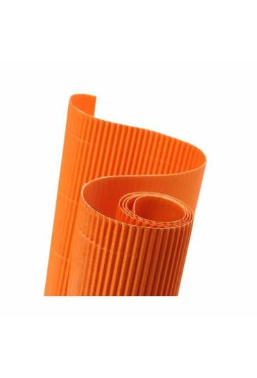 Rollo carton ondulado Canson 50x70 naranja