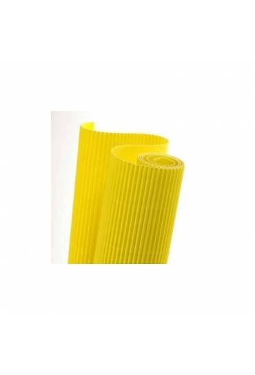 Rollo carton ondulado Canson 50x70  amarillo limon