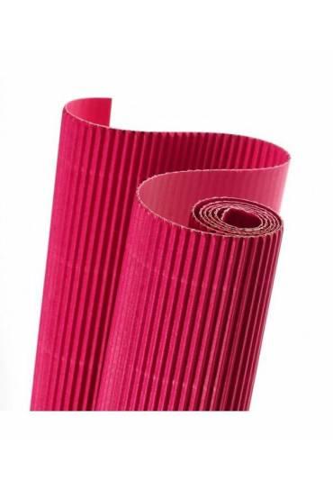 Rollo carton ondulado  Canson 50x70cm rojo