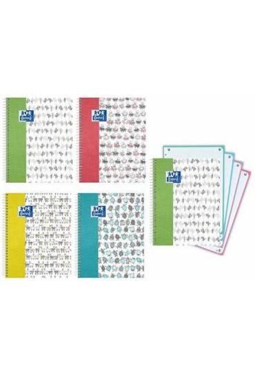 Cuaderno Oxford Funny A4 120h 5x5 surtidos