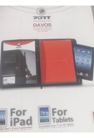 "Portafolios Port Davos para tablet 7"" a 10"""