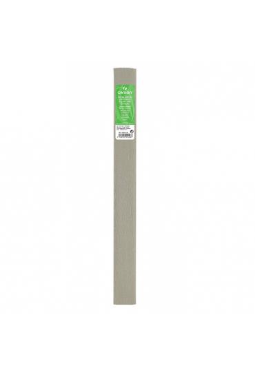 Papel crespon canson 50x250 gris 1428