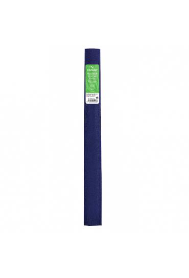 Papel crespon canson 50x250 azul ultramar 1423