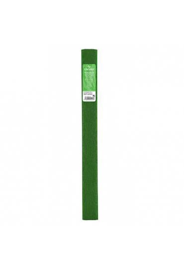 Papel crespon canson 50x250 verde helecho1417