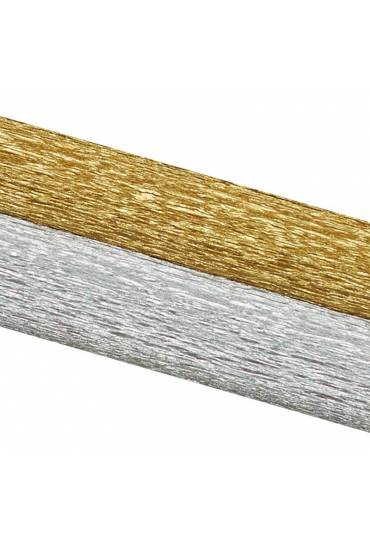 Papel crespon Canson  50x250 metalizado oro 2431