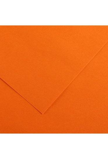 Cartulina Canson Iris 50x65 Naranja