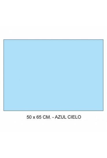 Cartulina Canson Iris 50x65 Azul Cielo