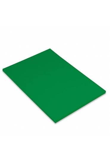 Cartulina A4 Iris 185g verde abeto 50 unds