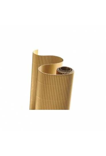 Rollo carton ondulado Canson 50x70 Oro