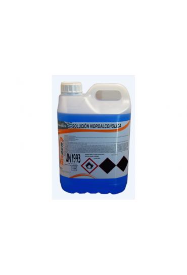 Solucion hidroalcoholico manos Josben garrafa 5l