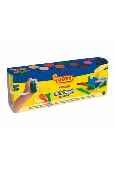 Plastilina Blandiver Soft Dough 125ml Jovi