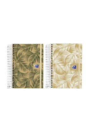 Agenda escolar Oxford Nature 12x18 S/V surtidas