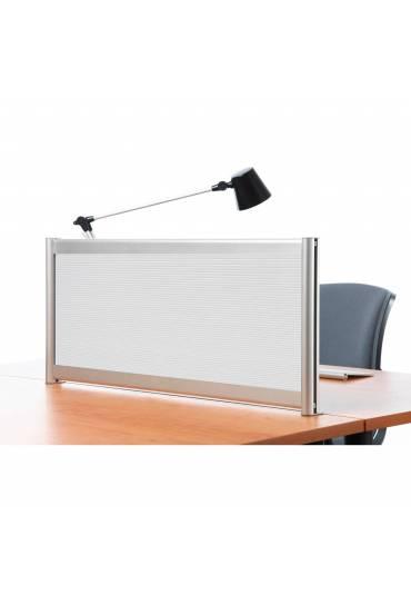 Separador de mesa transparente