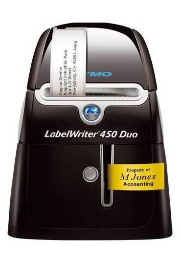 Impresora etiquetas Dymo LabelWriter 450 Duo