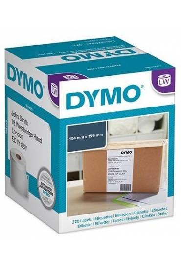 Rollo 220 Etiquetas Dymo  4xl 104x159 S0904980