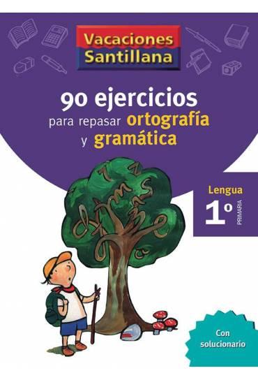 Libro vacaciones Santillana Lengua primaria