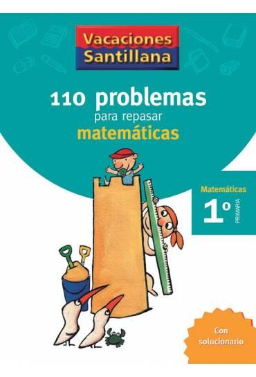 Libro Vacaciones Santillana matematicas primaria