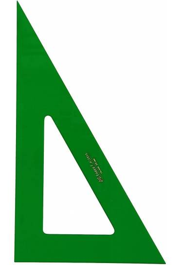 Cartabon Faber Castell verde 21cm serie tecnica