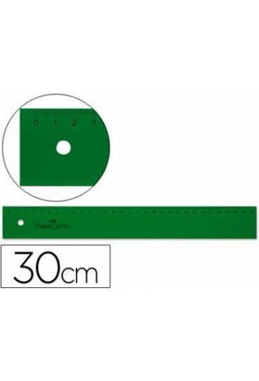 Regla Faber Castell 30 cm serie escolar