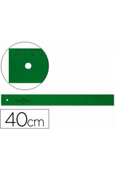 Regla Faber Castell 40 cm serie escolar