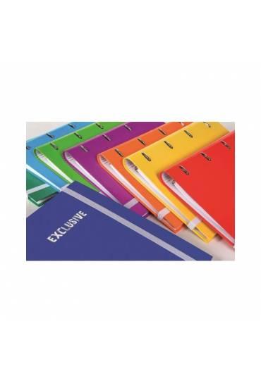 Carpeblock Pacsa Exclusive A4 colores surtidos