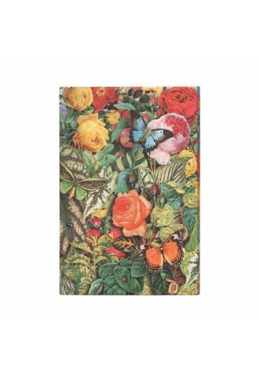 Agenda Paperblanks Jardin Mariposas Mini apaisado