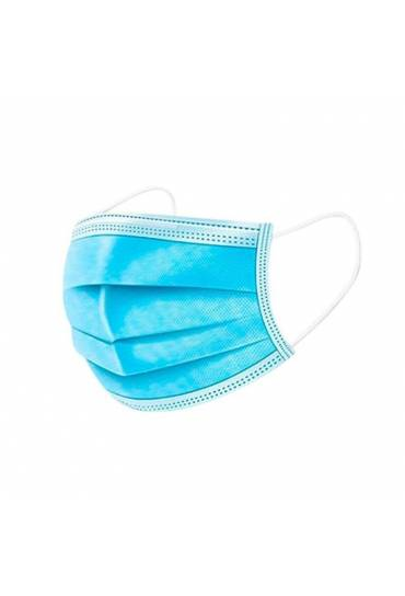 Caja 50 mascarillas higienicas 3 capas desechables