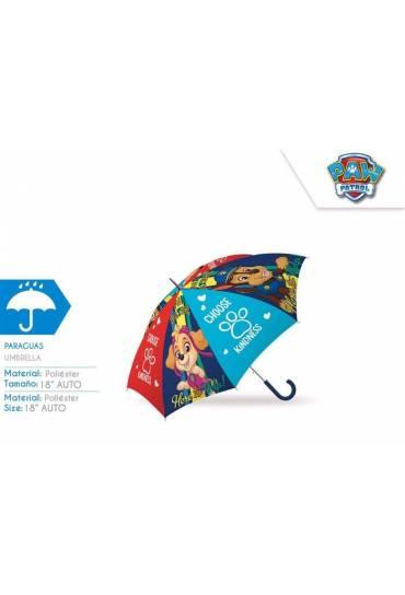 Paraguas automatico 45/8 Paw Patrol opaco